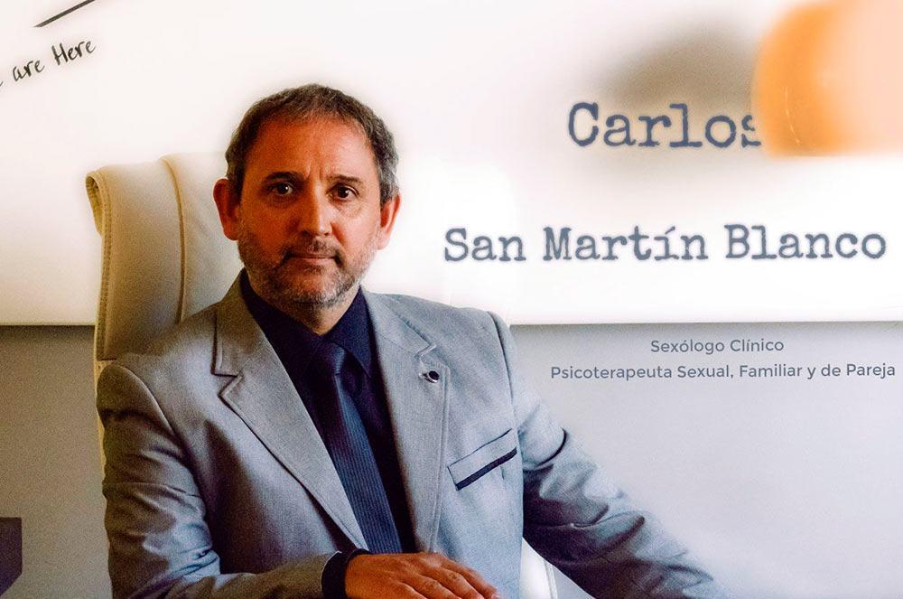 Dr Carlos San Martin