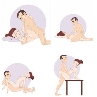 Posiciones para evitar la eyaculacion precoz