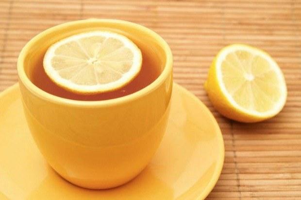 infusion utilizando limon
